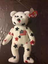 """TY BEANIE BABY - SPECIAL EDITION """" GLORY """" RETIRED, MINT CONDITION W/ ERRORS"""
