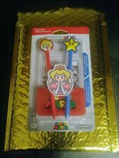 Super Mario Clean & Protect Kit (Princess Peach) Stylus Case 3DS DS NEW SEALED!