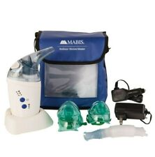 Mabis Portable Rechargeable Nebulize with battery and bag