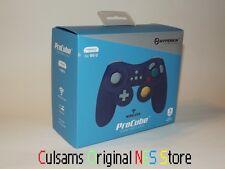 PURPLE WIRELESS PROCUBE GAMECUBE STYLE CONTROLLER FOR NINTENDO Wii U & GUARANTEE