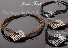 Modeschmuck-Halsketten & -Anhänger aus Emaille gemischten-Themen