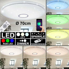 RGB LED Smart Home CCT Decken Lampe dimmbar FERNBEDIENUNG APP Alexa Google Apple