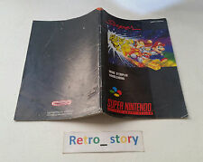 Super Nintendo SNES Super Game Boy Notice / Instruction Manual