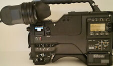 Sony BVW-D600 Hours 55 Record 250 Total Betacam DXC DSR DVW PVW Ikegami DVCpro