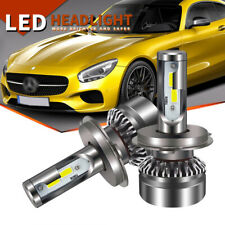 H4 LED Headlight Bulb Kit for 1997-2015 Toyota Tacoma High Low Beam w/ Decoder