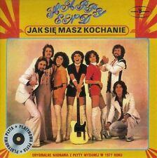 CD HAPPY END Jak się masz kochanie Reedycja platynowej płyty z 1977 roku