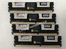 HP 16GB (4X 4GB) PC2-5300F DDR2 4Rx8 RAM for Proliant DL360 DL380 G5 Server