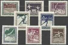 Timbres Sports Hongrie 371/8 * lot 3902