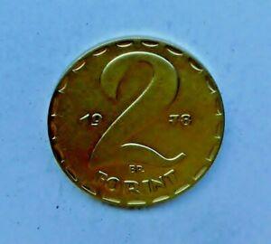 Ungarn     2 Forint 1978     # 04/20