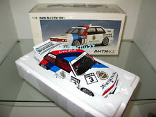 1:18 AUTOart 89145 BMW M3 E30 Nr. 3 Johnny Cecotto DTM 1991, NEU & OVP