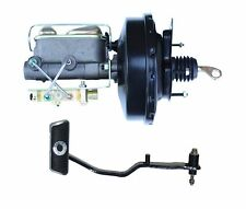 1967 68 69  Mustang Power brake booster kit & FREE PEDAL Disc/Disc