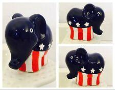 New! Nora Fleming Retired GOP Elephant Mini