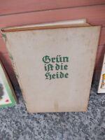Grün ist die Heide, Geschichten und Schilderungen von Hermann Löns