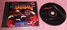 Doom & More Vintage Micro Star Bundle w/ Executioners & Bio Menace CD-ROM w/ Box