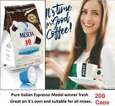 Meseta Classico Espresso Coffee Capsules - 50g