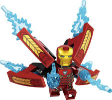 Avengers Infinity Wars Custom Mini Figures - Iron Man Nano-Tech Suit