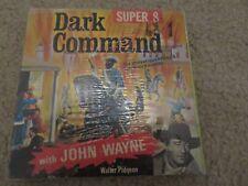 Vintage 8mm Dark Command John Wayne Super 8 Sealed 5 inch Reel See My Store