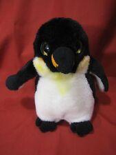"Ty Wild Wild Best Stuffed Plush Classic Buddy Buddies Penguin Icicles 2011 9"""