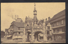 Wiltshire Postcard - Salisbury - The Poultry Cross  RS3994