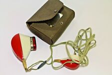 """Vintage Electric Razor Shaver """"Kharkiv-2"""" Soviet USSR 1960's"""