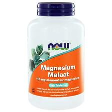 Now Foods Magnesium Malat 150 MG 180 Tabletten