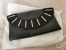Diane Von Furstenberg Women's leather Clutch Bag NEW