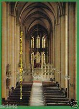 Marburg Lahn Kirche Elisabethkirche Mittelschiff von Westen ca. 1980