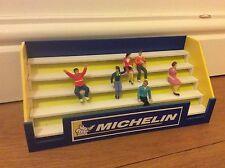 Escala 1:32 tribuna Ninco Scalextric Carrera Scx Michelin edificio