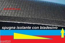 #ISOLAMENTO #SPUGNA #COFANO #MOTORE ADESIVA cm 100X50X1,5