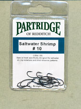 Partridge - CS54 / SS - Saltwater Shrimp - size 10 - qty 15