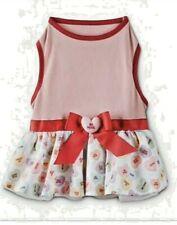 New listing Bond Co. Pink Valentine Candy Hearts Dress puppy/dog Medium