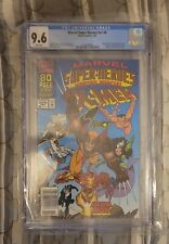 Marvel Super-Heroes 8 Winter Special CGC 9.6 1st appearance of Squirrel Girl
