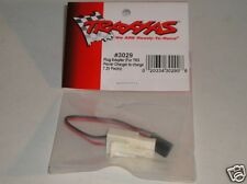3029 Traxxas R/C Car Spares Plug Adapter TRX Power Charger To Charge 7.2V Packs