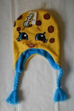 NEW Shopkins Girls Knit Hat Kooky Cookie Child's One Size Fits Most Free Ship