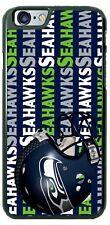 Seattle Seahawks Helmet Phone Case Cover Fits iPhone Samsung Google etc