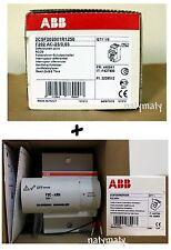 ABB  F2C-ARH unità di riarmo automatico domestico+ F202 AC-25/0,03 differenziale