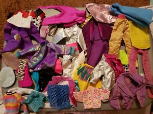 Jem And The Holograms Doll OUTFITS, FASHION, CLOTHING FREE SHIPPING