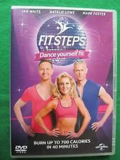 Fitsteps Dance Yourself Fit (DVD, 2014) Exercise, Fitness, Workout