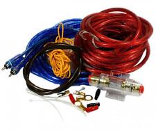 Kit de Câblage Amplificateur de voiture / AMP Câblage Fusible Audio du Sonore Câ