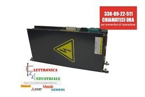 Fanuc-A16B-1212-0100-01 Power Supply*** RIPARAZIONE / PERMUTA ***
