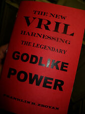 THE NEW VRIL: harnessing the legendary GODLIKE POWER book occult RARE!!!!