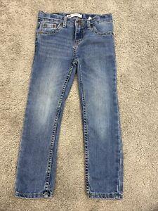 Boys Levi Jeans Age 5 Skinny