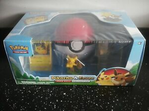 Pokemon - Pikachu & Eevee Pokeball Collection Box
