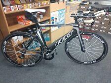 2011 Felt B14-54 full-carbon frame triathlon time trial bike very good condition
