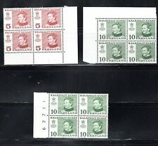 GREENLAND  STAMPS MINT NEVER HINGED & MNG BLOCKS   LOT 16794