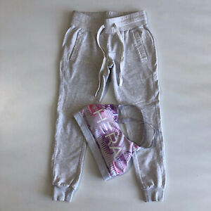 Hera Hero Women's Workout Gym Outfit Pink Top Bra/Gray Leggings Pants Sz XS
