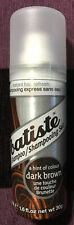 Batiste Dry Shampoo With A Hint Of Colour DARK BROWN 50ml Instant Hair Refresh