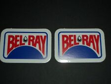 Bel ray Autocollant Sticker Huile Race Moto GP Cross Mélodie 17O