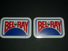 Belray Aufkleber Sticker Öl Race Moto GP Cross Tune 17O