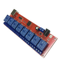 8 Channel 5V Relay Module Programmable Computer Control USB Control Driver